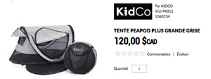 Tente anti-uv KidCo (pour enfant)