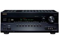 Onkyo TX-SR608 AV Receiver - Black
