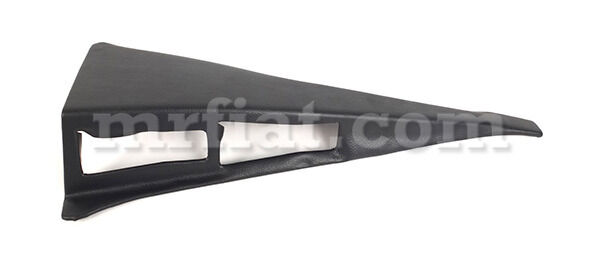 Alfa Romeo Spider Black Gas Trunk Release Panel Oem New