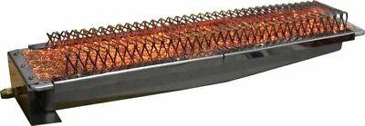 - Gas burner coffee roaster BBQ Grill LPG Infrared IR heater 30,000 BTU/H