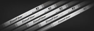 Aerotech-STEELFIBER-Iron-Shafts-355-Taper-Tip-ALL-WEIGHTS-FLEXES-LENGTHS