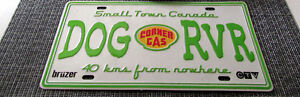 Corner Gas Licence Plate (Armstrong)