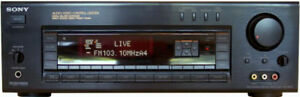 Sony STR-D915 High-Performance 450W/5.1/Home Theater Receiver
