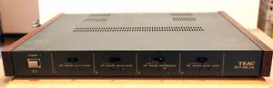 TEAC RX-9 ,  DBX noise reduction unit