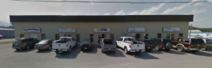 Commercial or Industrial Space Available Immediately. 2000sqft