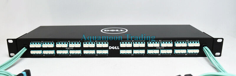 9RVH4 Dell C480-048-LC-N Networking 48-Port 40GX6 Cable Management Kit MGMT, 48P