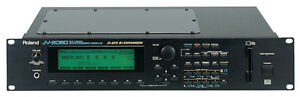 Roland JV-2080 Sound Module (Expanded)