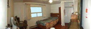 For Female Student, Bright Furnished Room, Available April 26