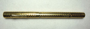 CONKLIN  FOUNTAIN PEN - ROLLED GOLD