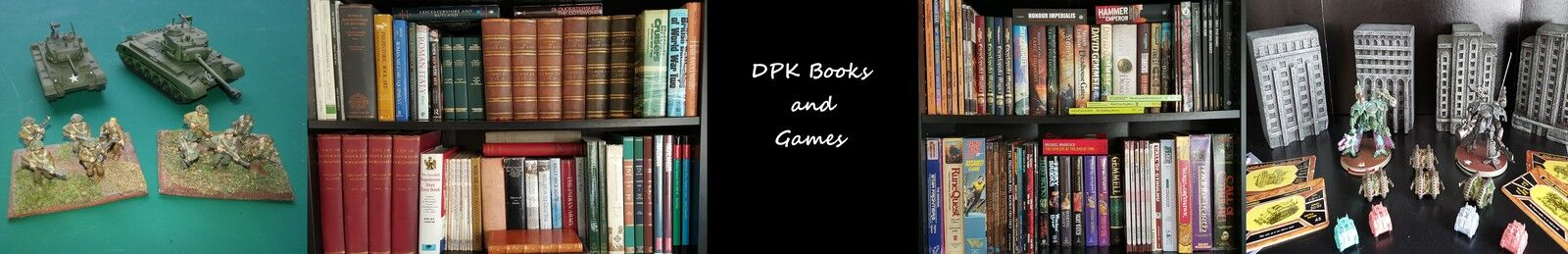 DPK Books and Games