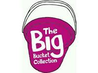 Earn cash EVERY DAY.WE NEED 4 BUCKET FUNDRAISERS