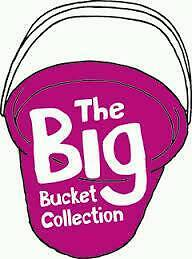 Bucket fundraising earn up to £200 cash in hand per day