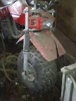 Honda Trike parts