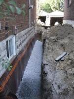 RAPPA CONSTRUCTION LTD & LEAKY BASEMENT REPAIR