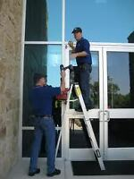 COMMERCIAL AND RESIDENTIAL DOOR AND WINDOW REPAIR & REPLACEMENT
