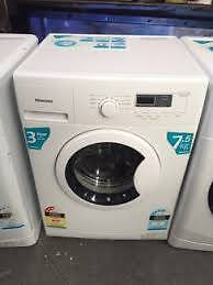 HISENSE FRONT LOAD WASHER 7.5KG at BESTBUY ELECTRICAL ****9525 Dandenong Greater Dandenong Preview