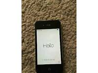 Apple iPhone 4S black colour! ! Unlocked