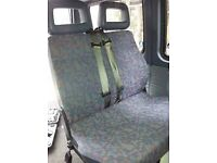 Ldv /vw Camper van seat like new Bolt in Built in Seatbelt Free Local delivery