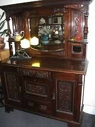 Edwardian Antique reproduction furniture