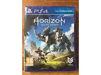 Horizon Zero Dawn PS4 BRAND NEW AND SEALED!!