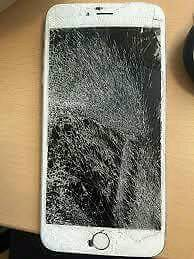 LOOKING FOR DAMAGED IPHONES