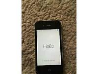 Apple iPhone 4S mint condition black colour! ! Unlocked