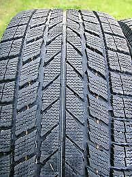 4 winter tires toyo garyt kx 205/55r16