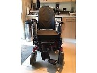 Almost New Invacare Spectra XTR Electric Wheelchair