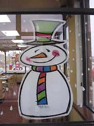 Free Christmas lighting and or window painting quote Kingston Kingston Area image 8