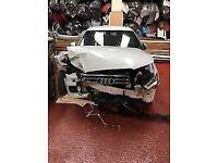 Breaking Audi S3 8v 2014