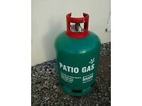 £ 15 - EMPTY Calor Gas 13 kg Propane Patio Gas bottle / cylinder > BBQ,patio heater+ REGULATOR+ £5