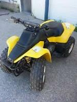 Looking for Suzuki  LT 80 PARTS QUAD - ANY CONDITION