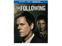 The Following - Season 1 - Bluray - Mint Condition