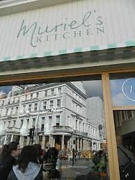 Muriel's Kitchen South Kensington, London is recruiting experienced Counter Server