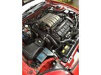Mitsubishi gto twin turbo engine 3000gt