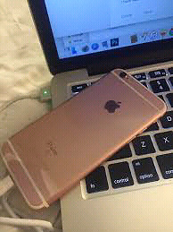 Iphone 5s  gold 16gig
