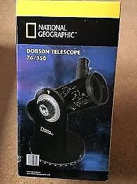 National Geographic Dobson Telescope 76/350mm