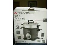 brand new rice cooker