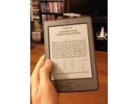amazon kindle 4th generation brilliant condition