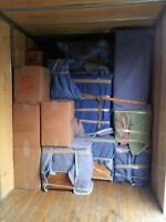 Professional movers booking for July