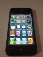 A vendre iPhone 4,comme neuf,unlocked 100% 149$