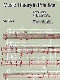 Music Theory in Practice Workbooks and Papers