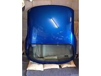 MGF Hardtop in blue *Must go*