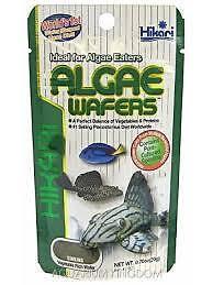 Hikari Algae Wafers 20g packet