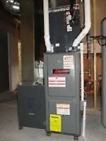 Out of season furnace and AC sale!!
