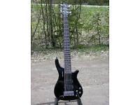 6 string bass Harley Benton
