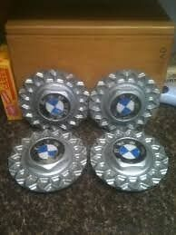 *** BMW E32 7 Series And E34 5 Series BBS Centre Caps *** £30
