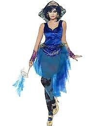 7 DEADLY SINS PRIDE FANCY DRESS OUTFIT SIZE 12/14 GREAT FRO PARTY OR HEN DO