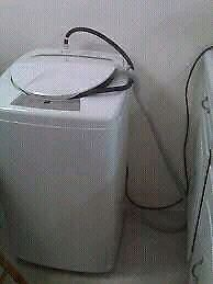 Haier portable washer apartment size 1.5 cub