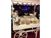 Sweet and Candy Cart for Hire only £190. (Including the sweet and candy and decoration)